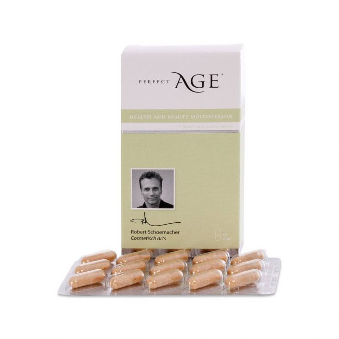 By Lika - Perfect Age health and beauty multivitamin