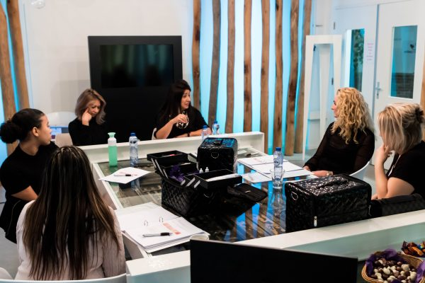 microblading training eindhoven, strijp-s. By Lika en Zanohacademy. Beauty cursussen.